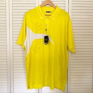 NWT Callaway Golf Polo Shirt
